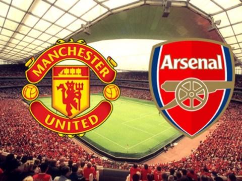 Manchester UnitedVsArsenal