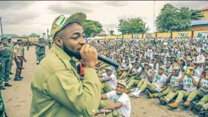 NYSC Cancels Davido's One Year Service After Series Of Violations