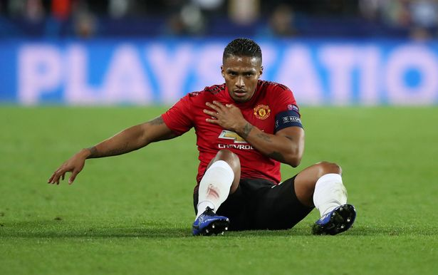 New Manchester United Captain, Antonio Valencia