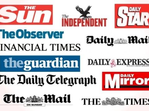 Trending Newspaper Headlines