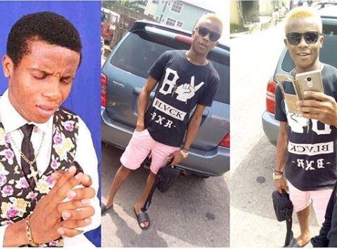 Nigerian Pastor Carry A Tinted 'Spiritual Hair'