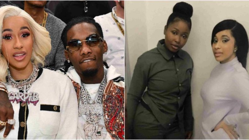 Offset Had Sex With Cardi B's Best Friend – Summer