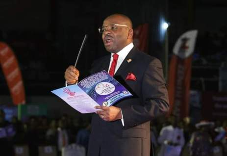 Photos From 2018 Akwa Ibom State Christmas Carol Night