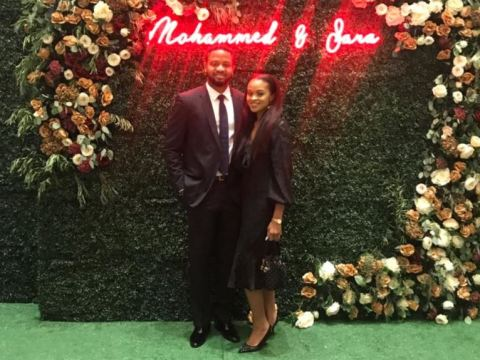 Photos Of Nigeria's Youngest Commissioner And His Beautiful Wife