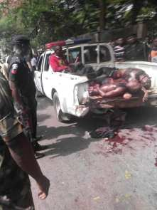 Police Kill Five Suspected Robbers In Calabar After A Failed Robbery