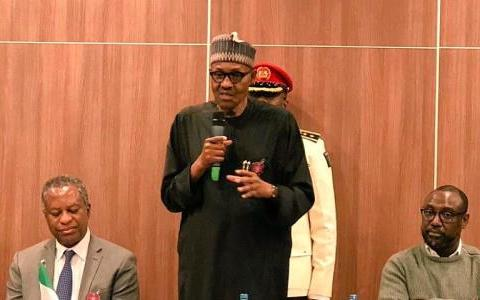 President Buhari Finally Responds To Critics' Speculation Of Him Being Cloned