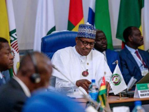 President Buhari Host ECOWAS Leaders In Abuja