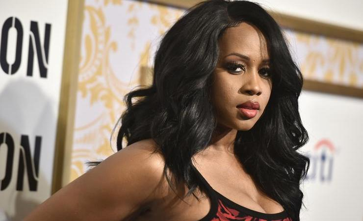 Remy Ma Shows Off Baby Bump