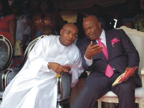 I Am Surprise That A Novice Like Udom Will Insult Me - Senator Akpabio