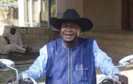 Senator Aruwa Is Dead