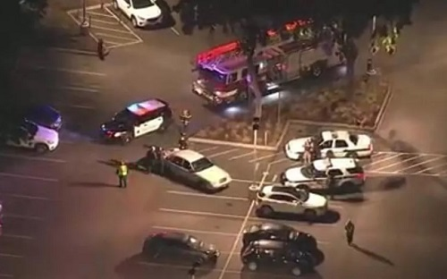 Staffs At Facebook Headquarters Evacuated Following Bomb Threat In Silicon Valley