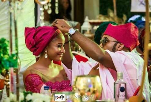 The Most Talked About Nigerian Celebrity Couples Of 2018
