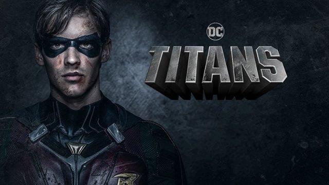 Titans Season 1 Enters DC Universe, International Netflix Release In 2019