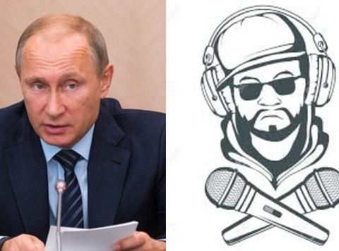Vladimir Putin Declares War On Music