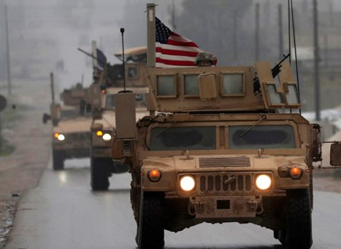 After Tweeting About Dropping Bombs, U.S. Military Apologises