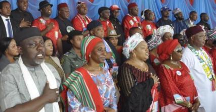 Aisha Buhari, Okorocha Disagree In Imo Over APC Gubernatorial Candidate