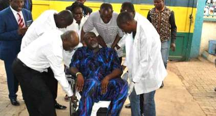 Dino Melaye Moved To DSS Medical Facility - Police