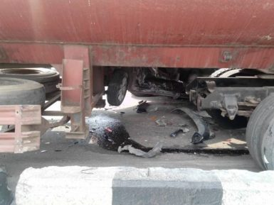 Four Vehicles Involved In A Tragic Accident On Ikorodu Road
