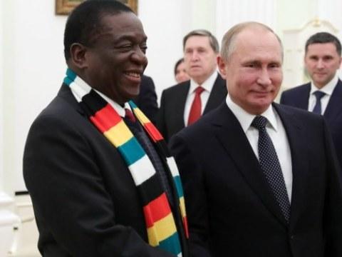 Govt Orders Second Full Internet Shutdown In Zimbabwe