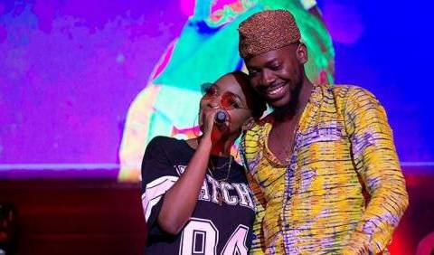 Interesting Thing Adekunle Gold Said About Simi In 2018