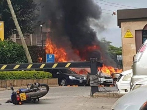 Many People Confirmed Dead As Terrorists Attack Hotel Complex In Nairobi