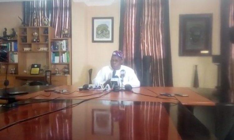 Obasanjo's State Of The Nation Address On Buhari