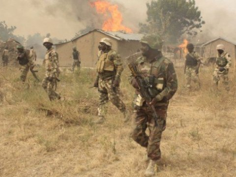 Three Female Suicide Bombers Neutralise By Troops In Borno