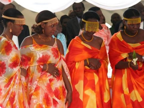 Tribe In Uganda Which Allows Bride's Aunt To Sleep With Groom Before Marriage