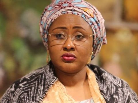 Where Is Aisha Buhari