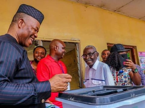 Akpabio's 'Likely' Defeat Spread Tension In Akwa Ibom