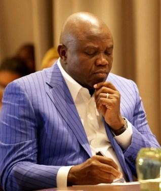 Gov. Ambode Presents 2019 Lagos Budget