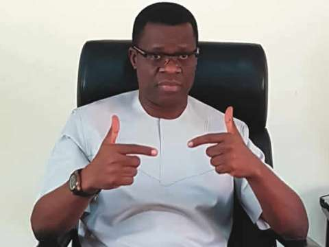 I've Not Been Transfer To Bayelsa State - Mike Igini, Akwa Ibom INEC REC
