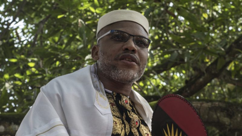 Nnamdi Kanu Speaks On The Unending ASUU Strike, Blast FG