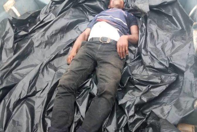 Thugs Killed Man In Akwa Ibom, Dumped Corpse In A Boat