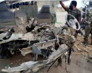13 Nigerian Soldiers Killed, Others Injured After Stepping On A Trap Set By Boko Haram Terrorists