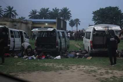 Ahead Of Governorship Election In Akwa Ibom, Imported Thugs Arrested