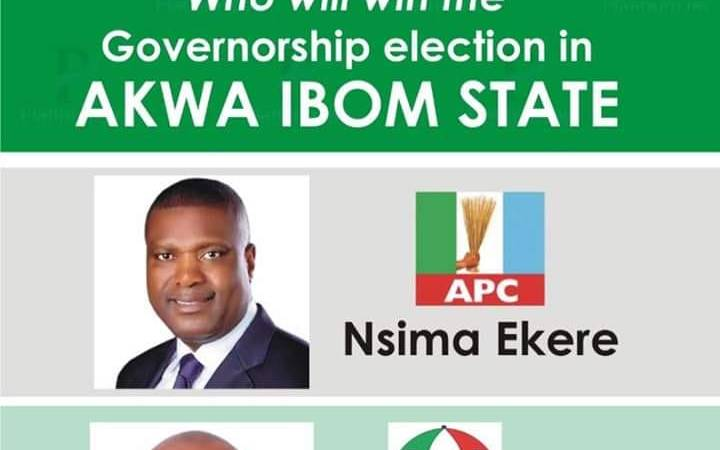 Between Udom And Nsima Ekere Who Wins Akwa Ibom Governorship Seat