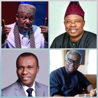 Main Reasons Why APC Suspended Amosun, Okorocha, Usani Usani And Osita Okechukwu