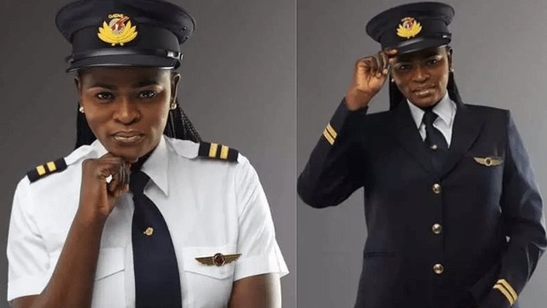 Meet Adeola Sowemimo, The First Female Nigerian Pilot at Qatar Airways
