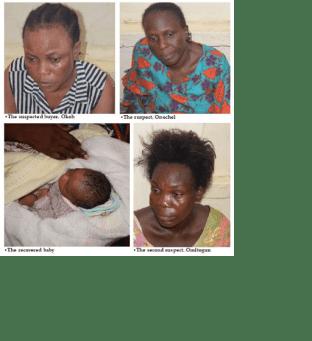 Nurses Sell Baby For N350k In Lagos