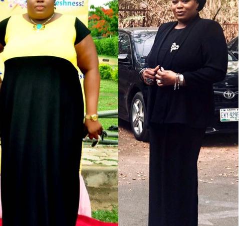 OAP Matilda Duncan Unveils Her Weight-loss Journey