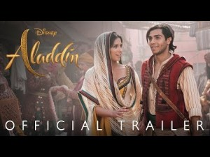 Official Trailer Of Aladdin 2019 Movie