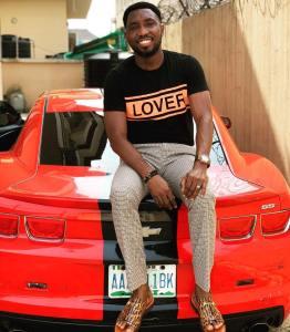 Timi Dakolo Buys New Chevrolet Camaro