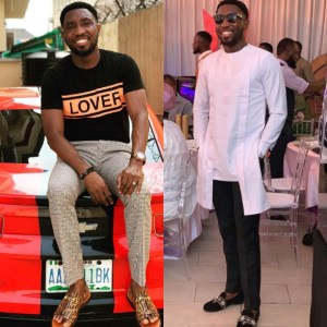 Timi Dakolo Buys New Chevrolet Camaro