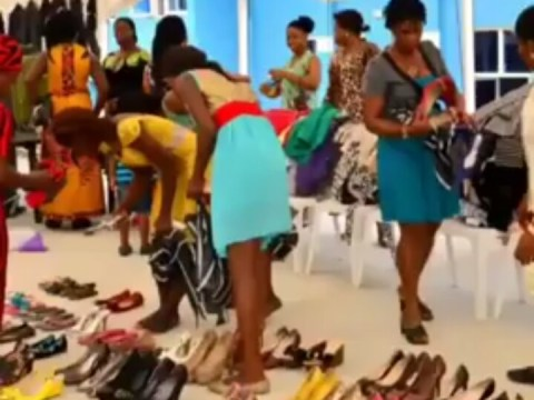 Calabar Church Celebrates 'Good Friday' With Free Shopping