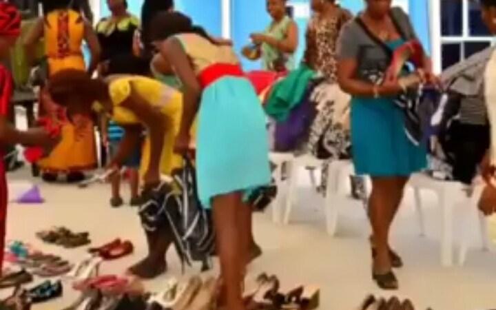 Calabar Church Celebrates 'Good Friday' With Free Shopping
