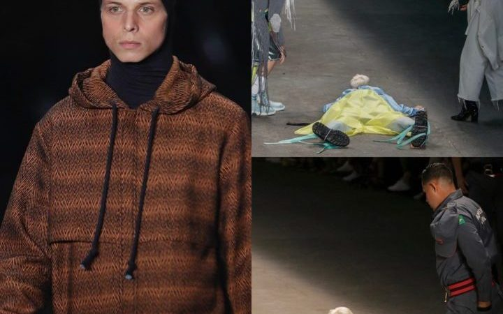 Fashion Model Collapse And Dies On Runway In Brazil