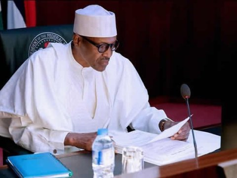 President Buhari Signed N30,000 As Nigerian Minimum Wage