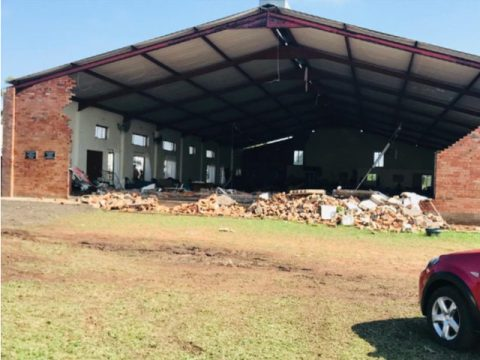 South African Church Collapses, Kills 13 People