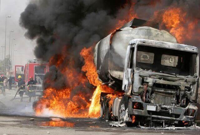 55 Confirmed Dead In Tanker Explosion In Niger